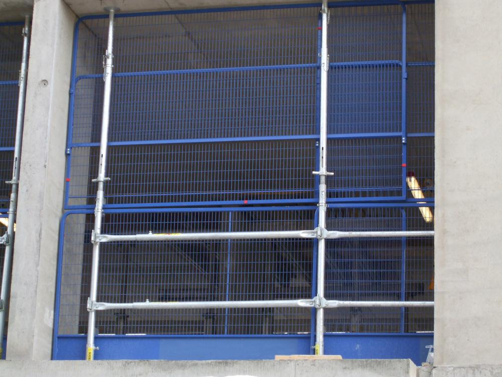 Concrete Forms For Sale >> Edge Protection/Slick Guard | RC Frames