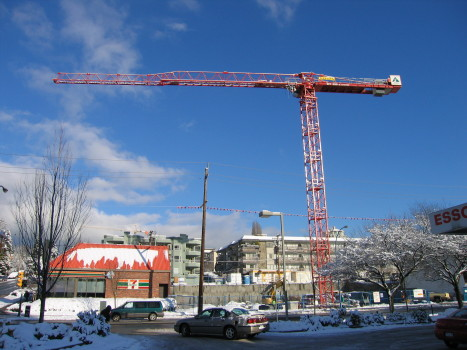Flattop-Tower-Crane-QTZ125P-PT6015- | RC Frames